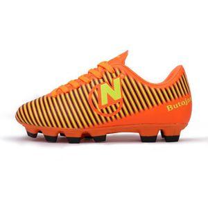 beau look États Unis large sélection Nouvelle chaussures de foot