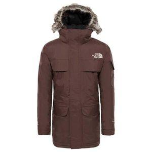 aa06040a95 PARKA Vêtements Homme Vestes The North Face Mcmurdo Park