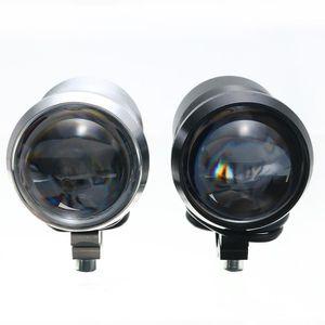 PHARES - OPTIQUES TEMPSA  2x Feux avec Interrupteur 30W U2 LED pour