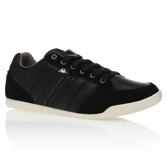 KAPPA Baskets Kinay Chaussures Homme  Gris - Achat / Vente basket