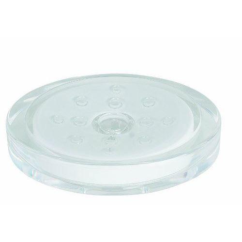 SYDNEY Porte savon - 3x13x10cm - Blanc