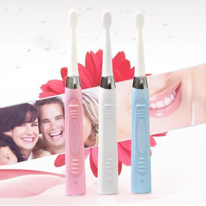 Seago Brosse à dents électrique SG-917(E6) - Blanc