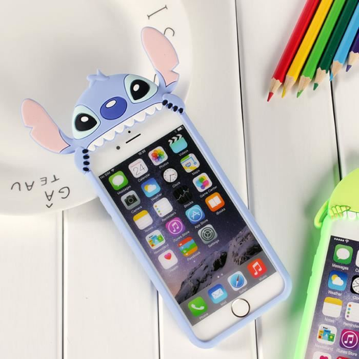coque stitch samsung galaxy s8