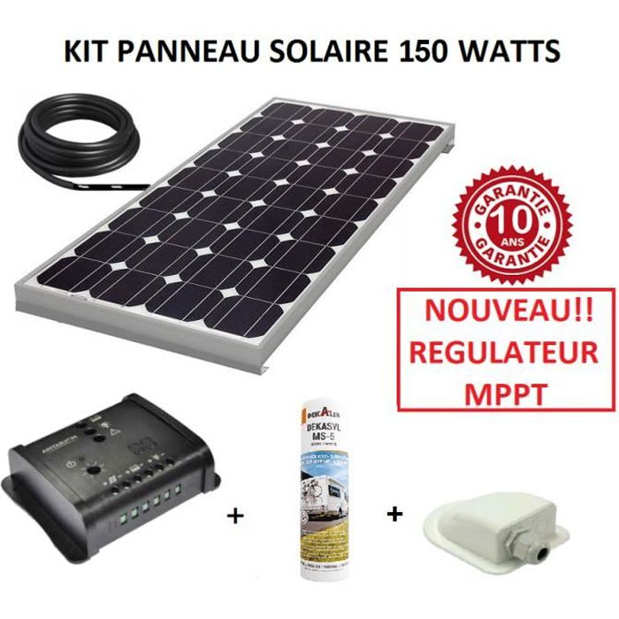 panneau solaire bateau achat vente panneau solaire bateau pas cher cdiscount. Black Bedroom Furniture Sets. Home Design Ideas