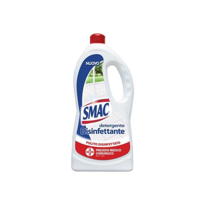 SMAC Produit De Nettoyage Dégraissage Liquide Bouteille L - Produit entretien salle de bain