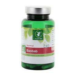TONUS - VITALITÉ Baobab Bio - 60 gélules végétales - Boutique Na…