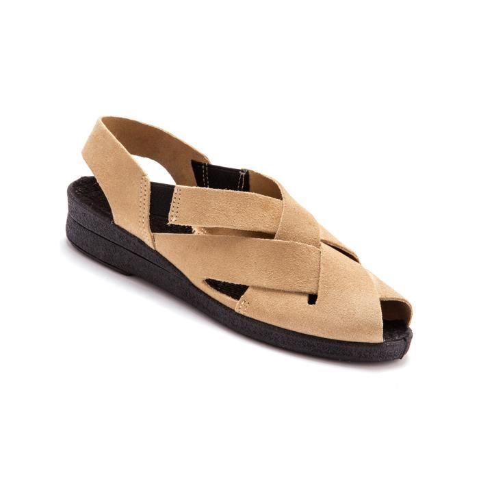Sandales à lanières