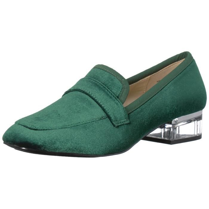 Flat 37 Fabric 2 Taille Nine R1XHU 1 West Unstressd Loafer wvwIqA