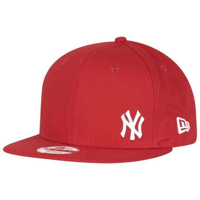 New Era 9Fifty Snapback Cap - FLAWLESS NY Yankees rouge Rouge Rouge ... 426bd3963d5a