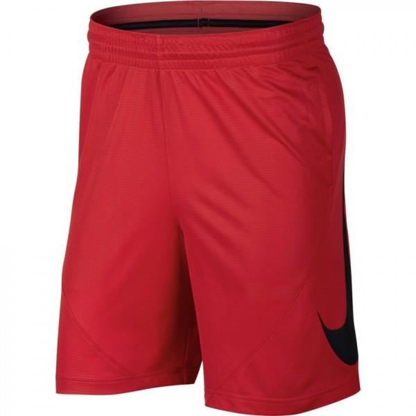 best authentic f67cf 3e4a0 Short de basketball Nike pour Homme Rouge