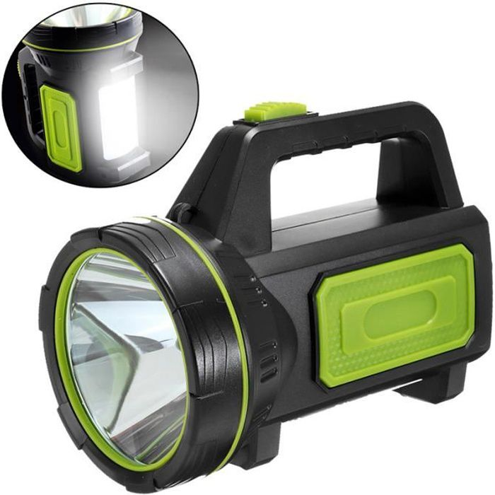 Lampe Klft1jc Vente Pas Achat Rechargeable Projecteur Cher QdCtsrh