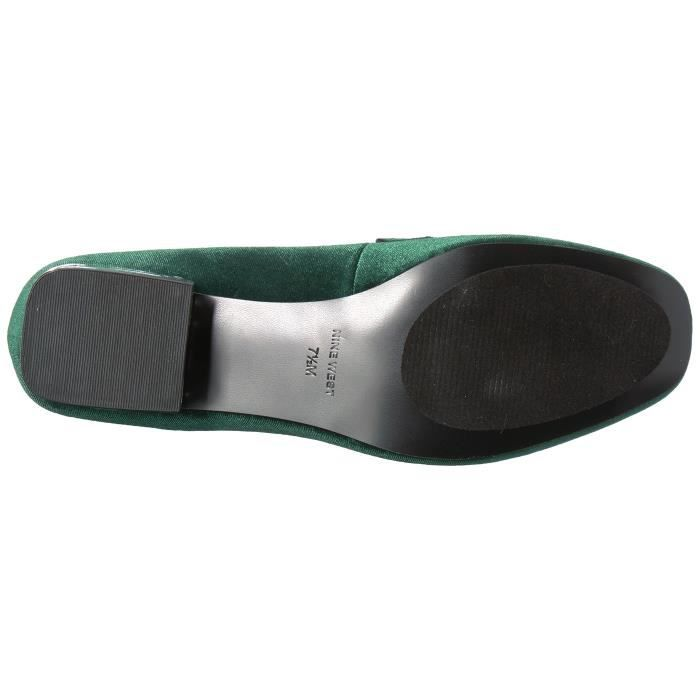 Nine West Unstressd Fabric Loafer Flat R1XHU Taille-37 1-2
