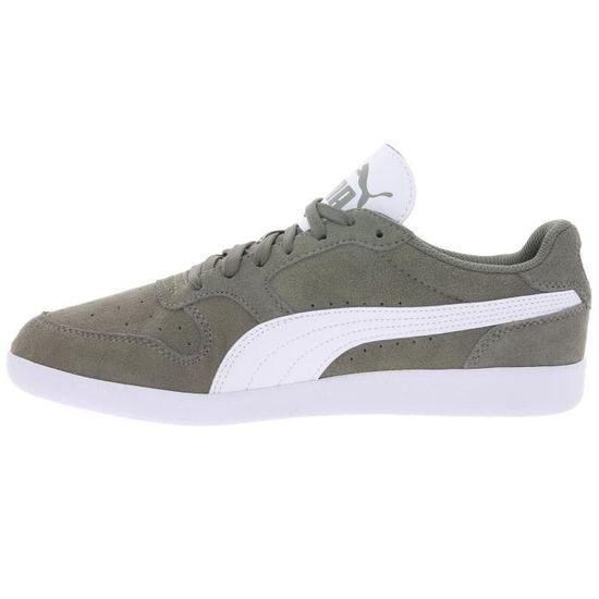 c86b1c67703e0 PUMA Sneaker Homme Icra Trainer SD Noir Gris Gris - Achat   Vente basket -  Cdiscount