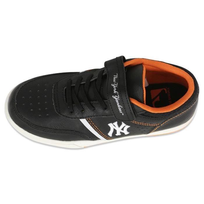 FERGUSON LOW EV KID BKO - Chaussures Garçon New York Yankees