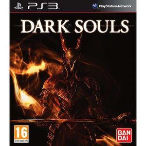 JEU PS3 DARK SOULS / Jeu console PS3