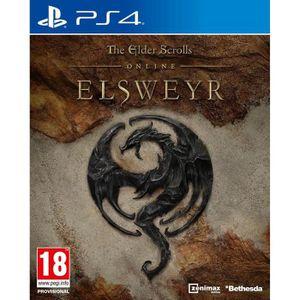 JEU PS4 NOUVEAUTÉ The Elder Scrolls Online : Elsweyr Jeu PS4