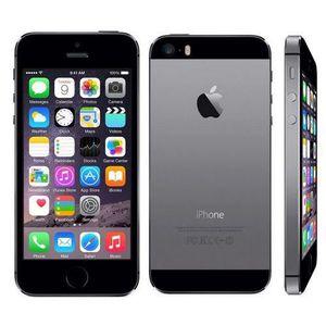 Téléphone portable Apple iPhone 5s Smartphone 32 GB débloqué 4G GRIS