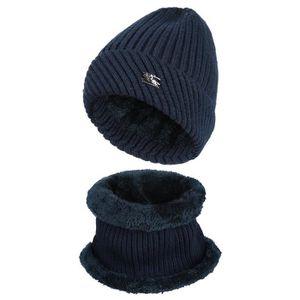 1bcae2acce1 BONNET - CAGOULE Ensemble bonnet et écharpe d hiver