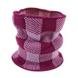 ECHARPE - FOULARD Femmes Hommes d hiver Plaid chaud Infinity câble e ... 1bba141b19f