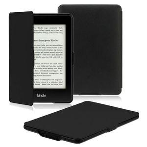 HOUSSE LISEUSE Kindle Paperwhite étui en cuir Pour Kindle Paperwh