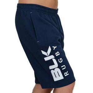 SHORT DE RUGBY BLK Sweat - Short - Bleu Marine