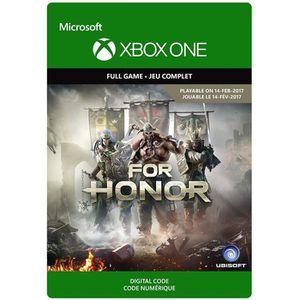 JEU XBOX ONE À TÉLÉCHARGER For Honor Jeu Xbox One à télécharger