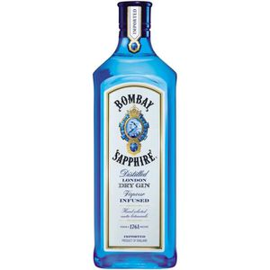 GIN Bombay Sapphire Dry Gin 70 cl - 40°