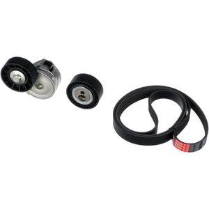 COURROIE TRAPÉZOÏDALE GATES Kit courroie d'accessoire Micro V K026PK1750