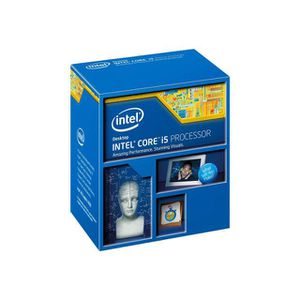 PROCESSEUR Processeur INTEL Core i5 6600K 3.5 GHz LGA1151