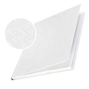 Protège-document LEITZ Lot de 10 Couvertures Rigides 10.5 mm Blanc