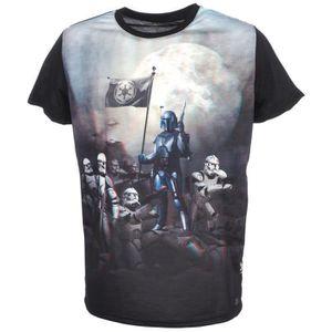 T-SHIRT Tee shirt manches courtes Cla noir mc tee