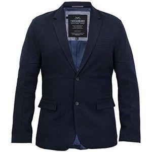 veste hommes coton oxford blazer manteau dner costume v