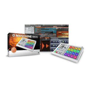 PLATINE DJ CONTROLEUR ET LOGICIEL SEQUENCEUR MPC GROOVEBOX…