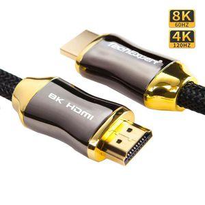 CÂBLE AUDIO VIDÉO Cable hdmi 2.0 4K 60Hz UHD 2160p 4m TechExpert