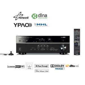 AMPLIFICATEUR HIFI YAMAHA RX-V475 Amplificateur audio vidéo 5.1
