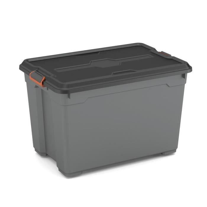KIS Boîte de rangement Moover Box pro XL - 60 L