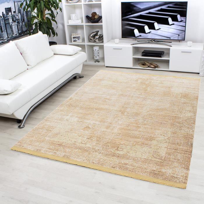 Tapis A Poils Courts Acrylique Design Moderne Pour Salon Salle A