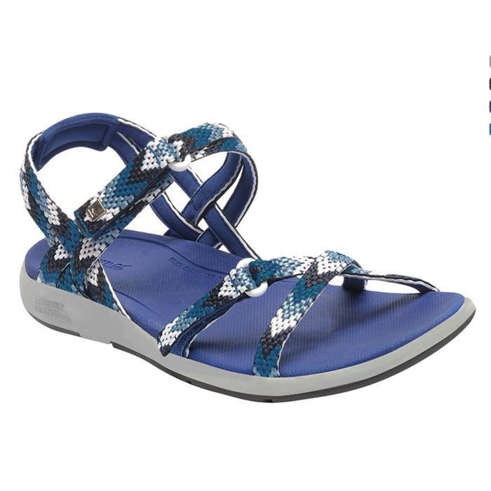 Sport Regatta Femme Ultramarine Sandales Santa Bleu Monica hQCBtsrdx
