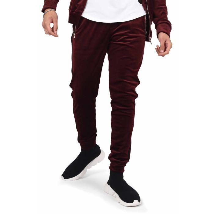 Pantalon de jogging velvet double bandes sur les côtés Homme Project X  Paris (XS - Bordeaux) 4eed2b839334