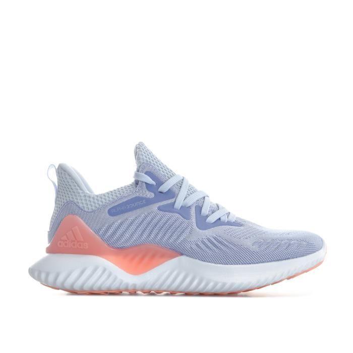 cheap for discount e72b8 1331d BASKET Baskets adidas Alpha Bounce Beyond pour fille en v