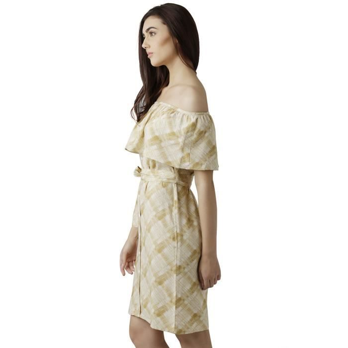 Robe bustier mi-longue des femmes 1CYS7J Taille-32