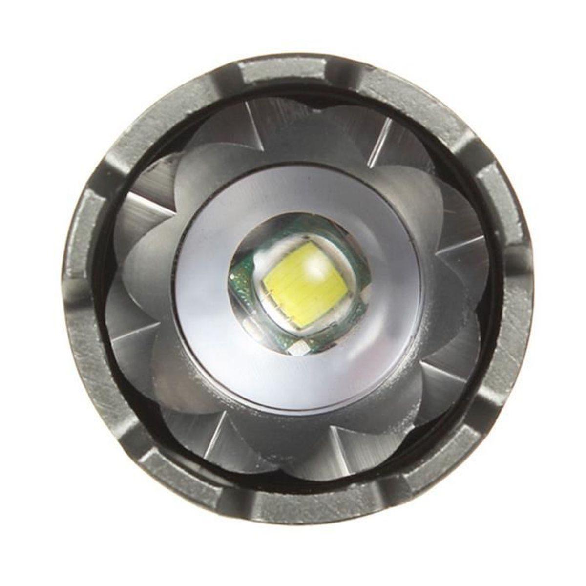 18650 8000lm Lampe Torche Chargeur Boîte Xml T6 Pile Souple Led ZTOPXuki