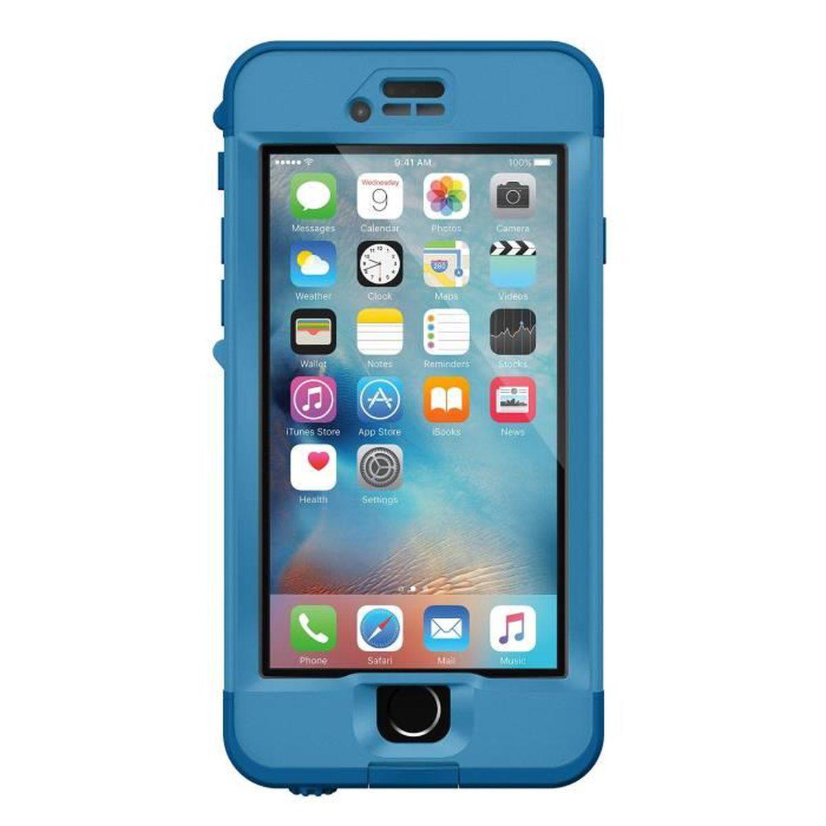 coque antichoc etanche iphone 6