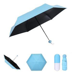 PARAPLUIE Mini parapluie de voyage, Ultra léger pliant parap