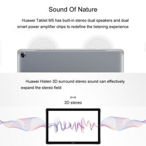 TABLETTE TACTILE Huawei MediaPad M5 CMR-AL09, 10,8 pouces, 4 Go 271b3e742a51