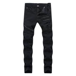 Jeans homme - Achat   Vente Jeans Homme pas cher - Soldes  dès le 9 ... bad09217bf3