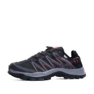 006f548b6c72a CHAUSSURES DE RANDONNÉE Chaussures de randonnée anthracite femme Salomon