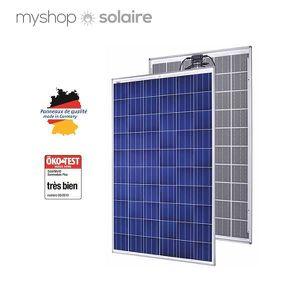 panneau solaire 250w achat vente pas cher. Black Bedroom Furniture Sets. Home Design Ideas