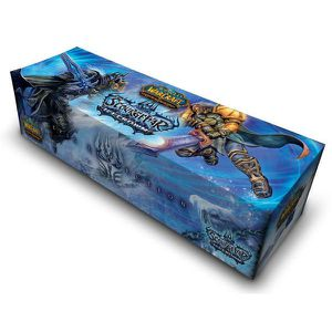 CARTE A COLLECTIONNER World of Warcraft JCC - Icecrown Epic Collection