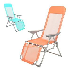 CHAISE DE CAMPING Relax Lounge